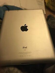 2nd Gen Apple Ipad. 16gb. Wifi only