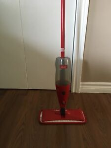 Vileda ProMist Mop with 1 Washable Refill
