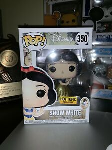 Snow White Diamond HT Exclusive Funko Pop