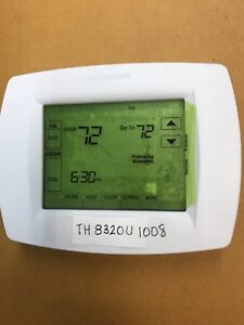 Thermostat programmable Vision Pro Honeywell
