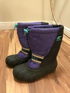 Youth Girls SOREL Winter Boots