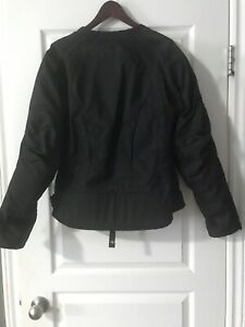 Woman's motorcycle riding jacket