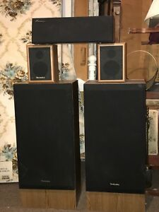 Stereo Speaker Surround System