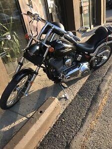 2007 Harley Davidson softail