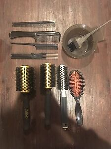 Hairdressing Brushes Salisbury Heights Salisbury Area Preview
