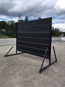 MOBILE SIGN FOR SALE with a 2 foot extension