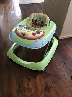 Chicco baby toddler walker with activity centre