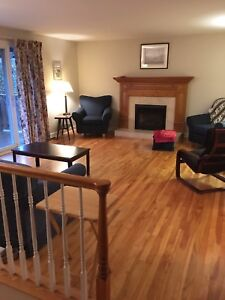Furnished Room in Clayton Park: December/January through July 31