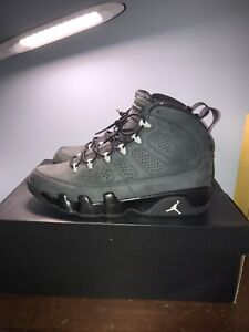 Jordan Retro 9 Anthracite