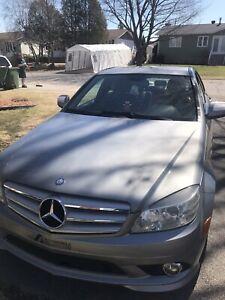 À vendre Mercedes c 230