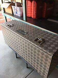 Aluminium storage/ Tool box Baldivis Rockingham Area Preview