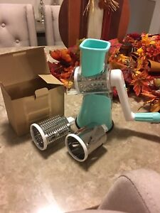 New rotary grater