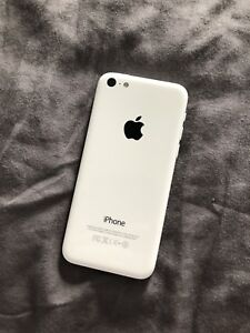 iPhone 5c, white, 16gb