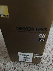 Nikon-Nikkor Lens
