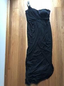 Liz Jordan black dress size 18 Kilburn Port Adelaide Area Preview