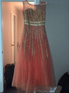 Evening gown small size
