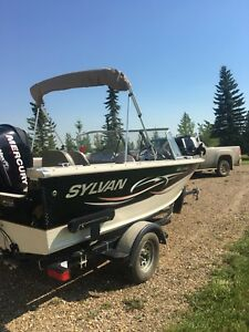16.5' boat for sale Pro 1600 Sylvain