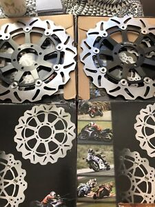 New Yamaha fzr600 front rotors