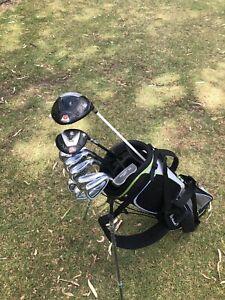 Golf Clubs RH Men's Callaway/ Mizuno