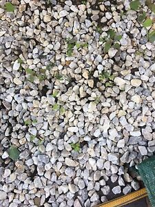 Landscaping white rocks Hinchinbrook Liverpool Area Preview