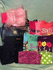 Girl's Clothing Size 3/3t