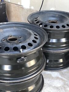 16 inches rims set of 4 with sensor