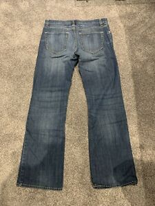 Saddle King 40 Waist 32 Inseam Mens Jeans And Belt Mens