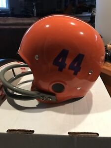 Jim Brown Syracuse University full size football helmet
