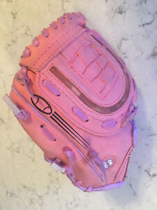 Kid's  Right handed Rawlings Baseball/Softball glove 8.5""