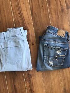AE jeans and Others