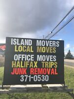 Island movers/ junk removal