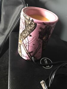 Pink camo scentsy warmer