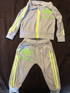 18-24 month adidas track suit