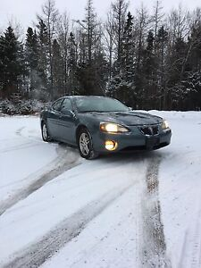 2007 Supercharged Pontiac Grand Prix GT