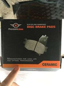Honda brake pads and rotors