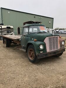 1967 international loadstar 1600 cab, fenders, hood, grille