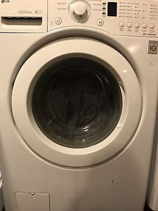 LG Front Load Washer & Dryer
