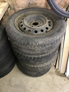 Honda accord rims and tires