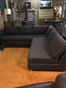 'Matrix' sectional couch
