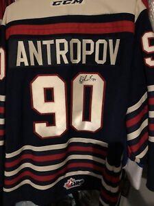 Danil Andropov autograph Jersey