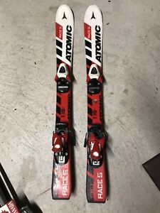 Atomic Youth Downhill Skis