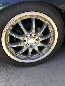Selling rims came off my integra