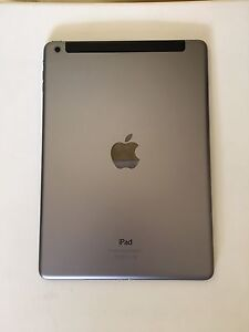 iPad Air wifi+3G space gray in mint condition Gosnells Gosnells Area Preview