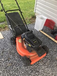 Snowblower and lawnmower
