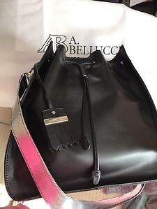 Brand new leather designer handbag