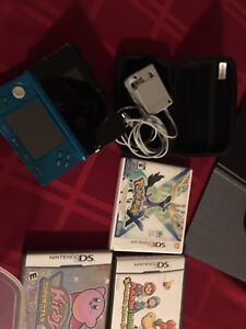 3Ds and PSP