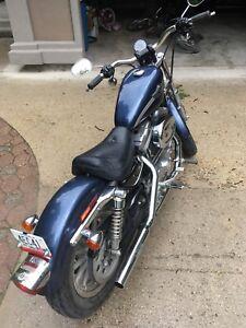 2003 Harley Davidson Sportster