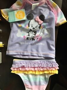 Disney baby bathing suit. brand new with tags