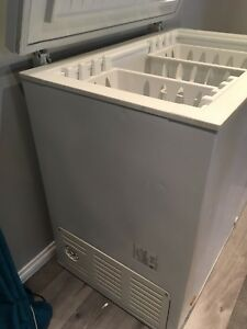 Small cooler/freezer chest freezer
