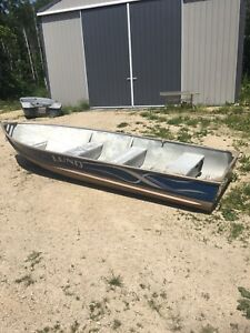 14ft Lund boat